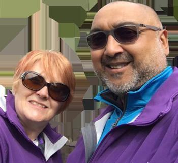 Sue & Den Collen